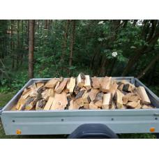 Dřevo vhodné ke grilování selete