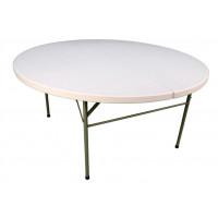 Cateringový stůl kulatý 154 cm