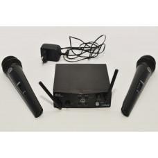 Mikrofony AKG - bezdrátové